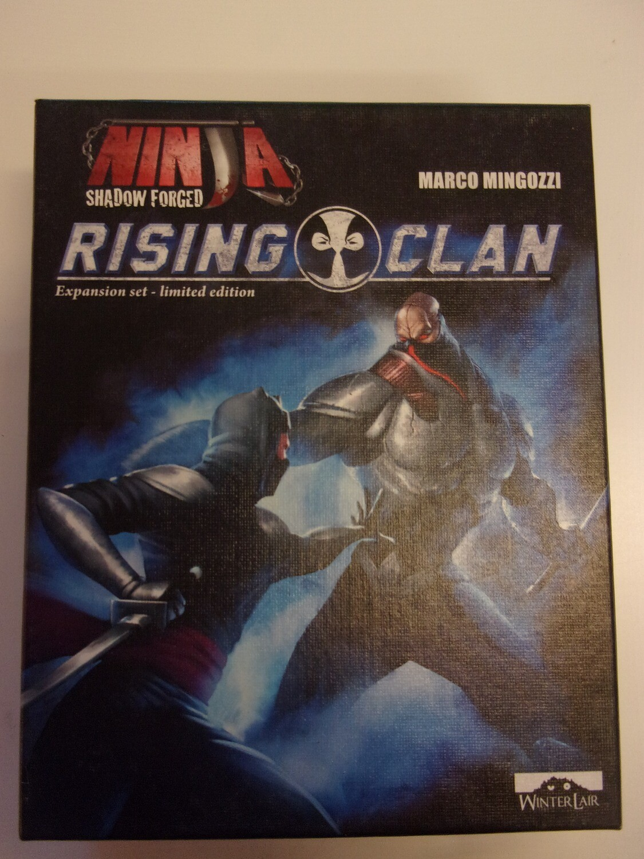 Ninja Rising Clan-gioco usato-