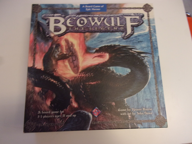 Beowulf -gioco usato-
