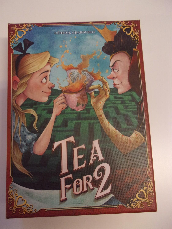 Tea For 2 -gioco usato-