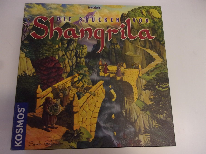 Shanqrila -gioco usato-