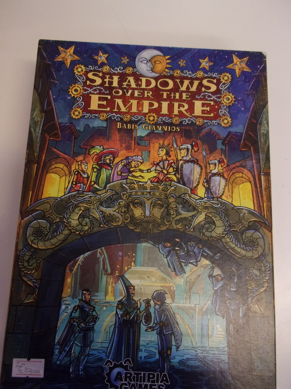 Shadows over the Empire -gioco usato-