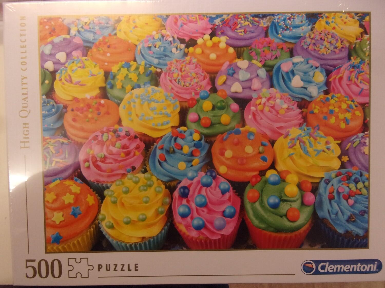 Puzzle 500 pz - Dolcetti