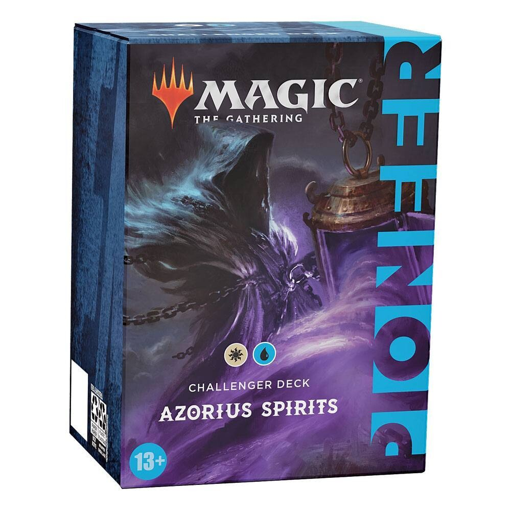 Magic the Gathering Pioneer Challenger Deck 2021 Azorius Spirits english -dal 15/10/2021