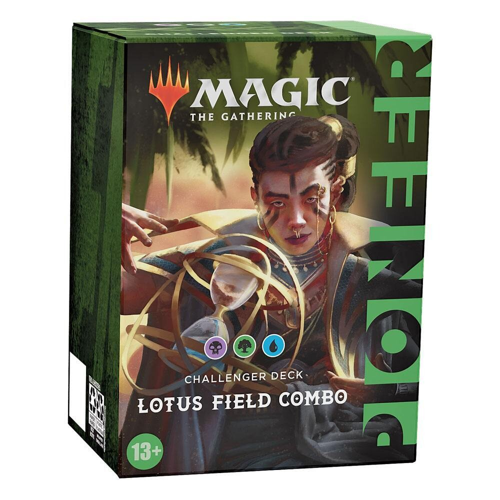 Magic the Gathering Pioneer Challenger Deck 2021 Lotus Field Combo english -dal 15/10/2021