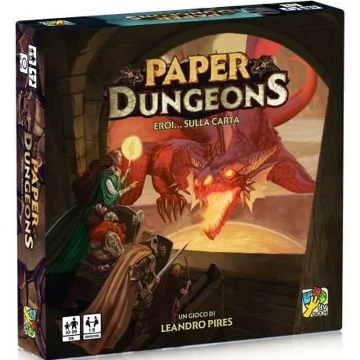 Paper Dungeons -ITA-
