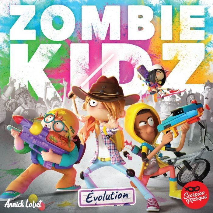 Zombie Kidz - Evolution -ITA