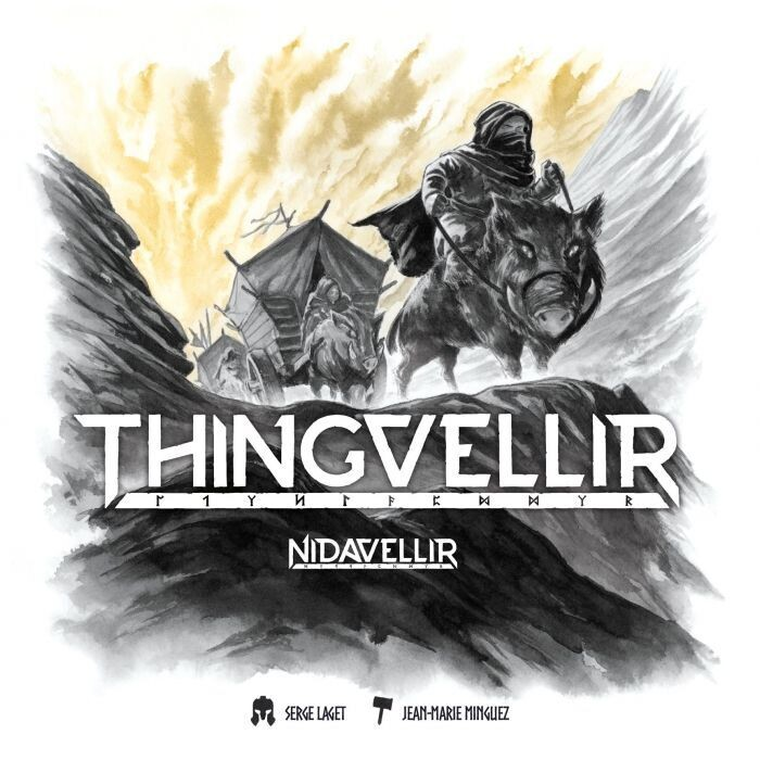 Nidavellir - Thingvellir -ITA