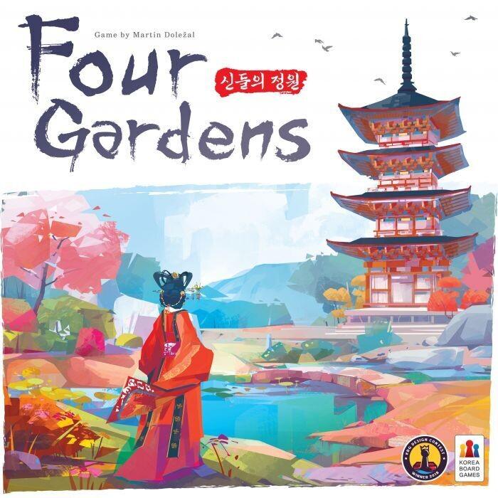 Four Gardens -ITA-