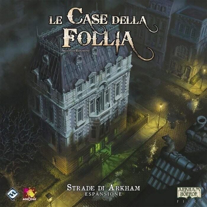 Le Case della Follia: Strade di Arkham