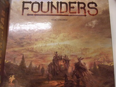 Founders -gioco usato-