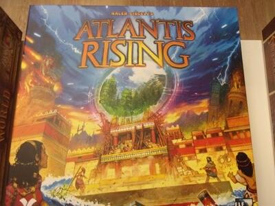 Atlantis Rising-gioco usato-