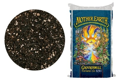 Mother Earth Groundswell Performance Soil