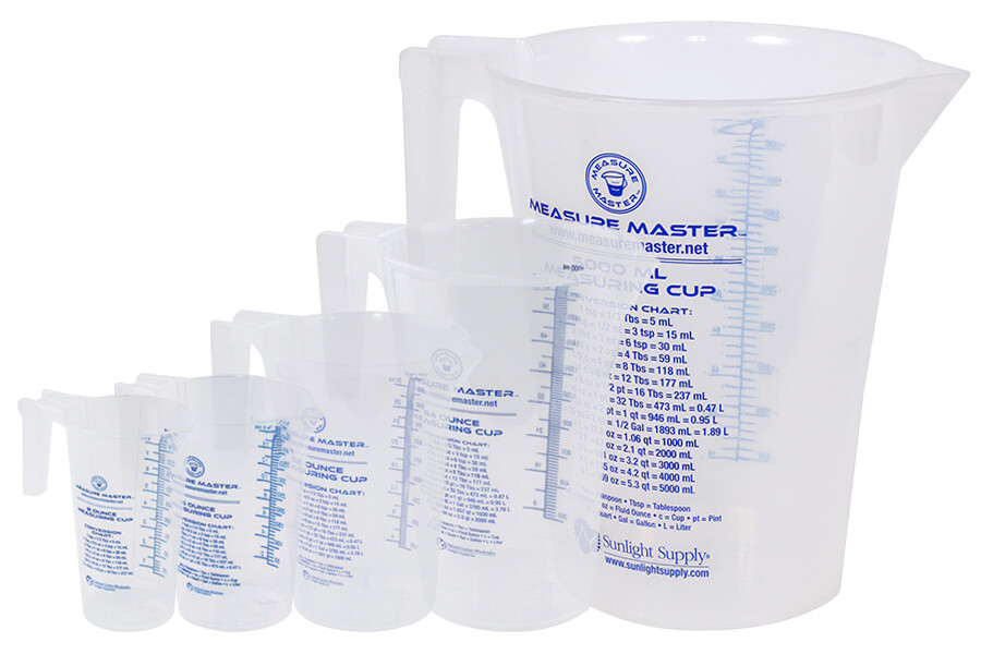 Measure Master Bucket/Cup