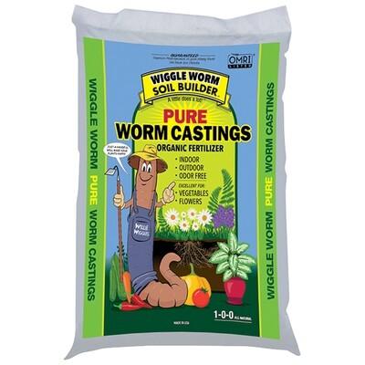 Wiggle Worm Soil Builder Earthworm Castings