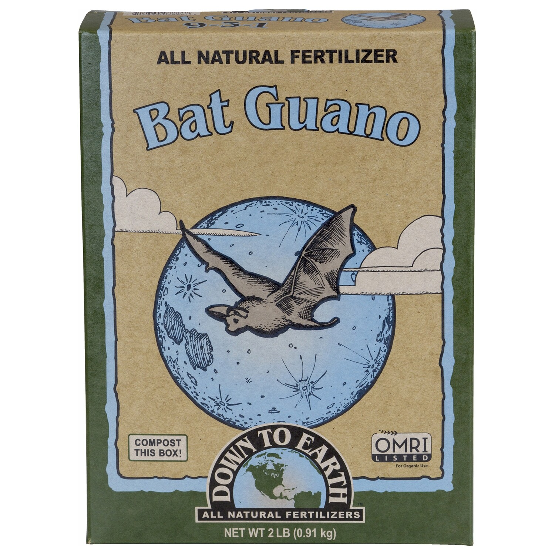 Down to Earth Bat Guano