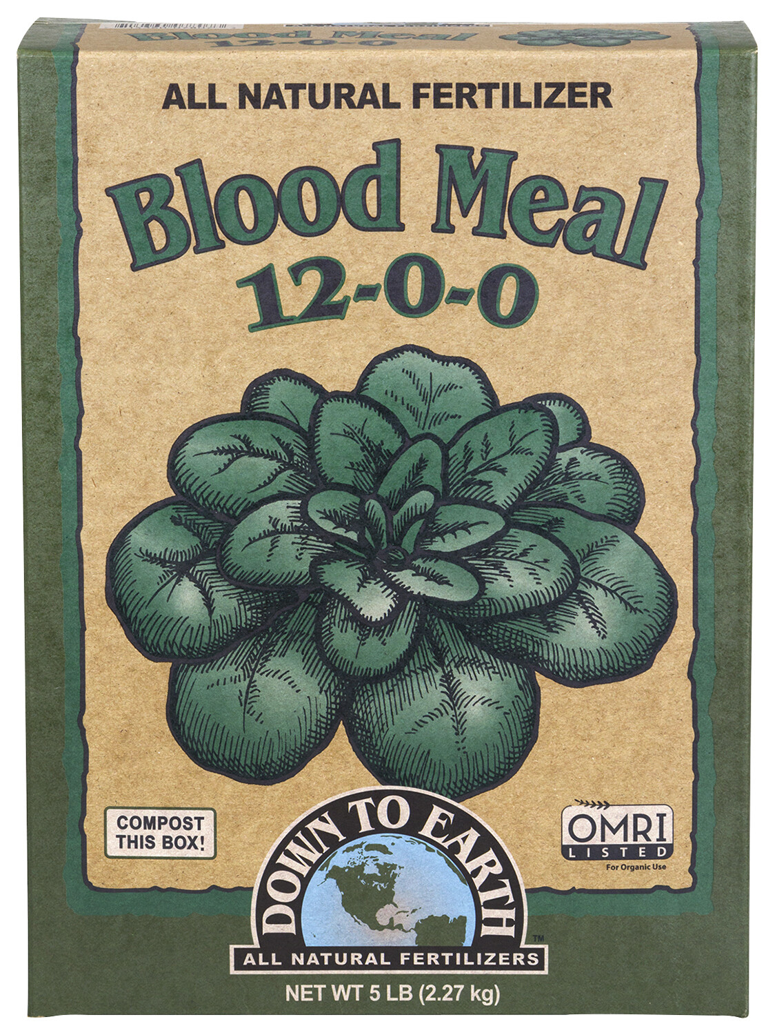 Down to Earth Blood Meal