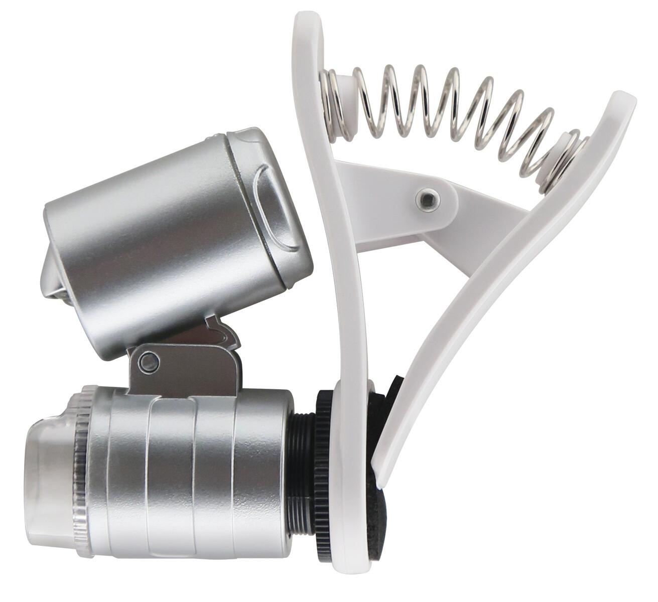 Grower's Edge Universal Cell Phone Microscope