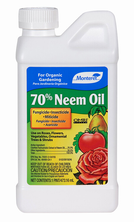 Monterey 70% Neem Oil Concentrate