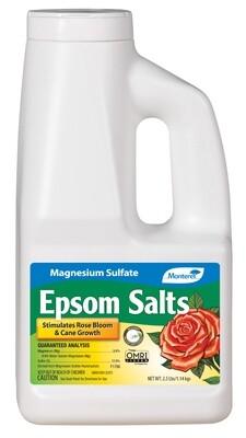 Monterey Epsom Salts