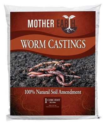 Mother Earth Worm Castings