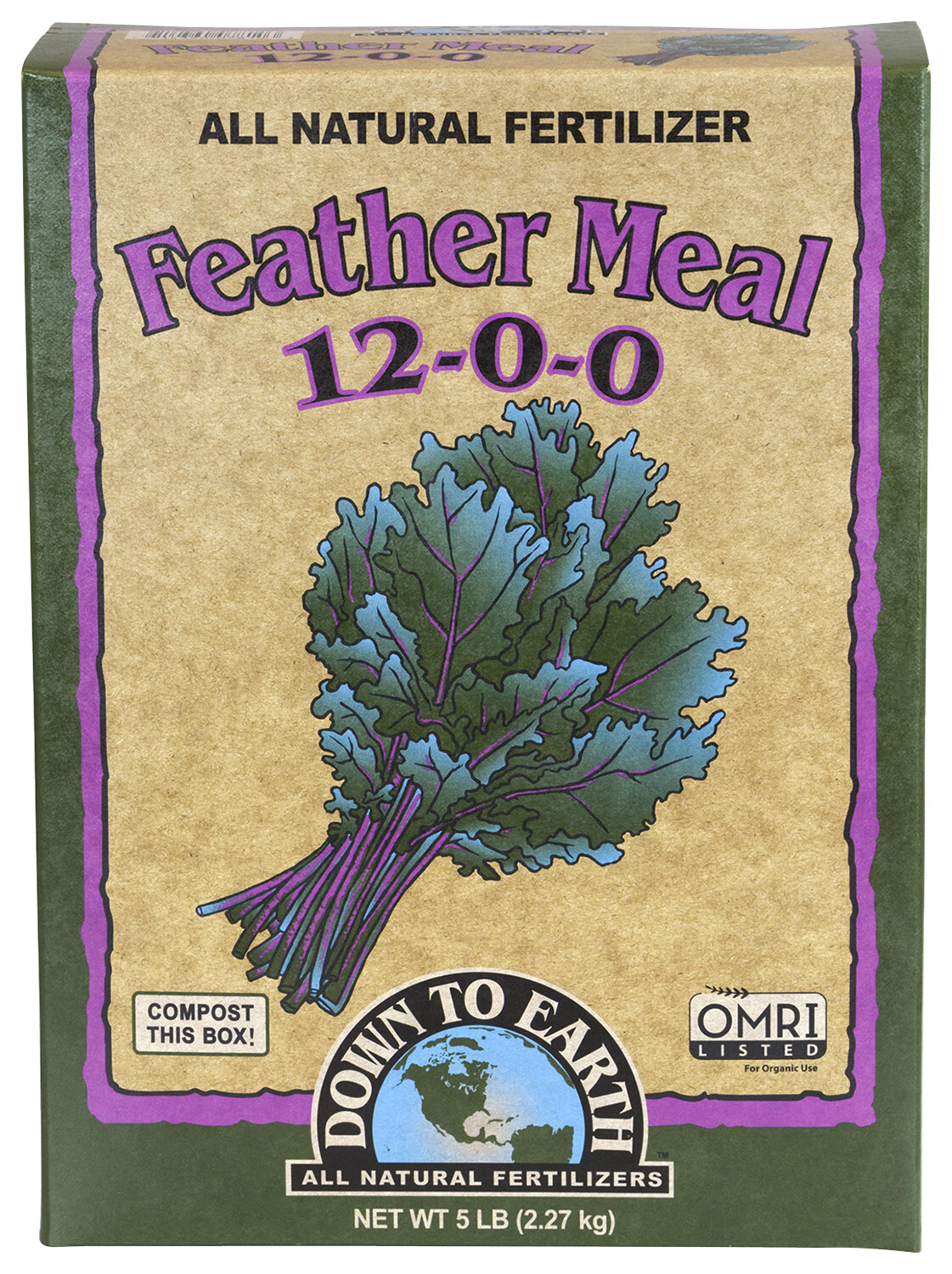 Down to Earth Feather Meal