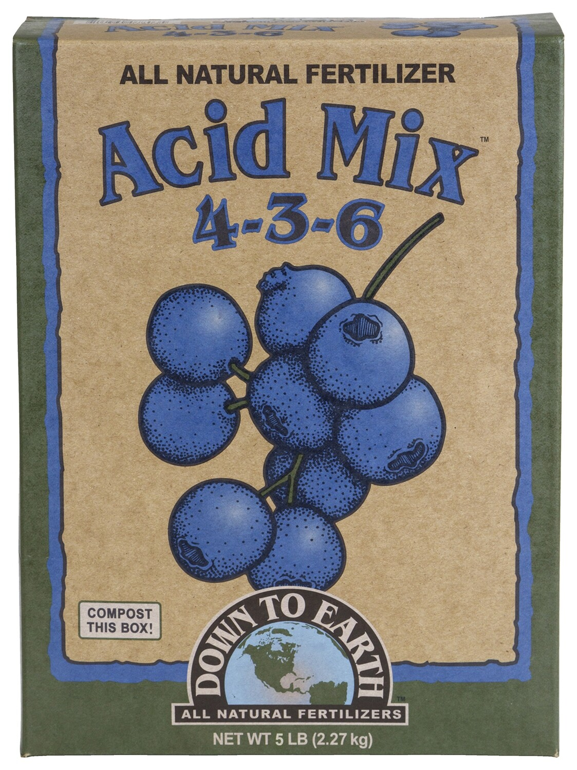 Down to Earth Acid Mix