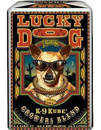 Fox Farm Lucky Dog K-9 Kube Growers Blend