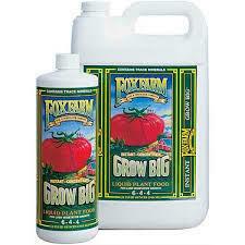 Fox Farm Grow Big Hydro Liquid Concentrate