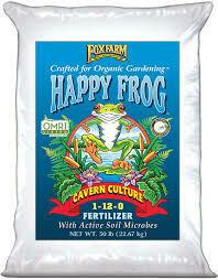 Fox Farm Happy Frog Cavern Culture Dry Fertilizer