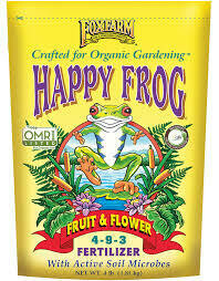 Fox Farm Happy Frog Fruit & Flower