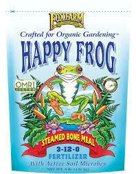 Fox Farm Happy Frog Steamed Bone Dry Meal