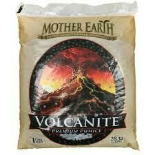 Mother Earth Volcanite Pumice