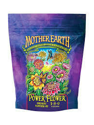 Mother Earth Power Flower Fantastic Flowering Mix