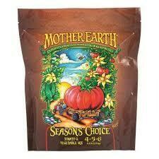 Mother Earth Seasons Choice Tomato & Vegtable Mix