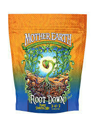 Mother Earth Root Down Plant Starter Mix