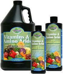 Microbe Life Vitamin & Amino Acids