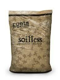Roots Organic Soil less Mix