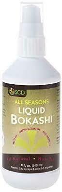 SCD All Seasons Liquid Bokashi