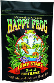 Fox Farm Happy Frog Jump Start Dry Fertilizer