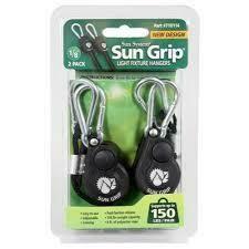 Sun System Sun Grip Light hangers
