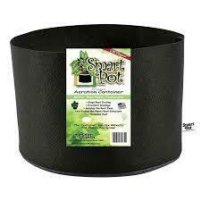 Smart Pot Black