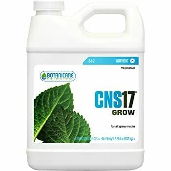 Botanicare CNS17 Grow