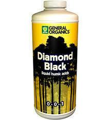 General Organics Diamond Black