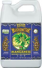 Bush Doctor Manganese