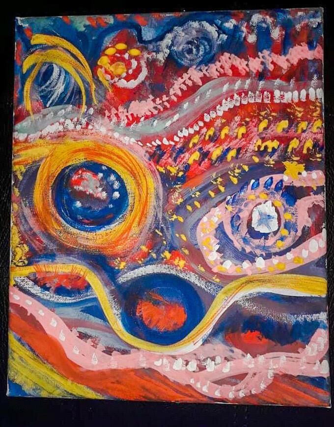 Universal Swirls