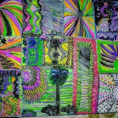 Technicolor Cartoon