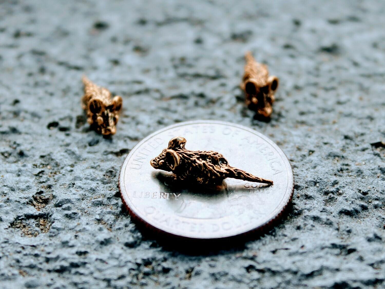 3 pcs Small Mice