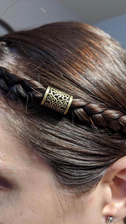 Vicing Celtic Hair / Beard Dreadlock / Dread Bead 1 Piece
