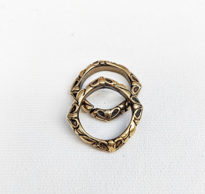 2PCS Ornament Key-Ring