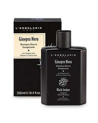 Shampo doccia Ginepro nero 250 ml